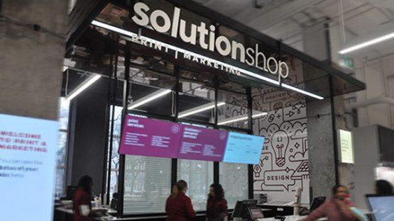 Staples University Store solution shop