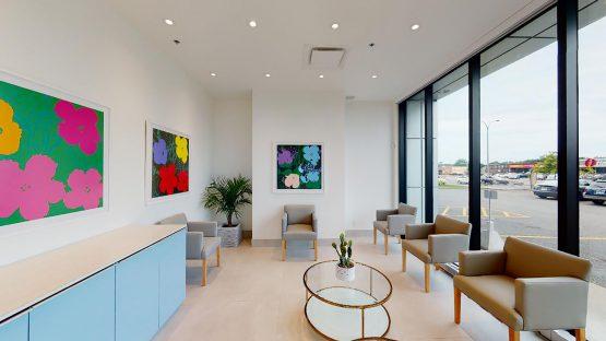 2 Medispa-Laval-Warhol Framing Lobby_w