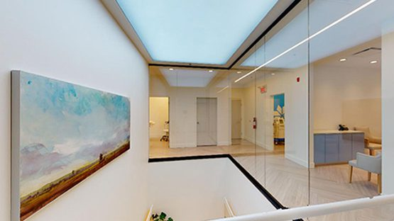 5 Medispa-Laval-Fabric and Frame and LED Light_w